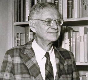 George R. Stewart, el autor de Earth Abides, o La Tierra permanece