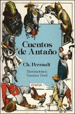 Los Cuentos de Antaño de Perrault, en la edición Laurín