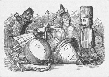 Los pequeños objetos cotidianos de tantos cuentos de Andersen