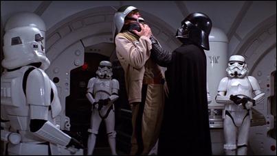 Así aprendimos todos a temer a Darth Vader en La guerra de las galaxias