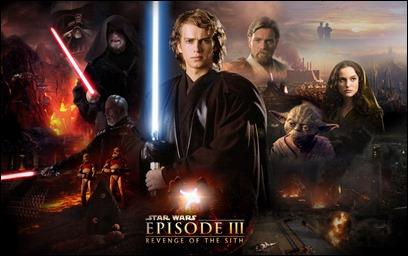 Cartel de La venganza de los Sith