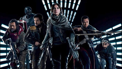 El comando del Rogue One