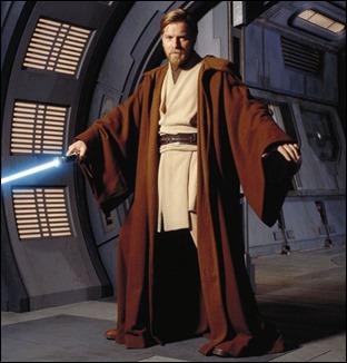 Ewan McGregor, solo en el físico recuerda a Alec Guinness como Obi Wan