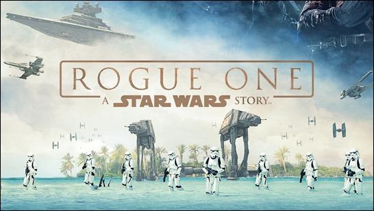 Imagen promocional de Rogue con iconos emblemáticos del Imperio