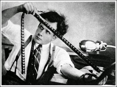 Famosa imagen de Sergei M. Eisenstein