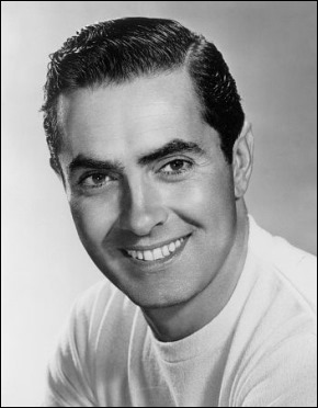 La sonrisa gentil de Tyrone Power