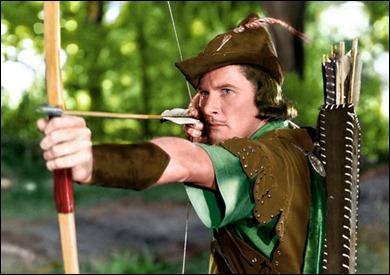 Nunca habrá otro Robin Hood como Errol Flynn