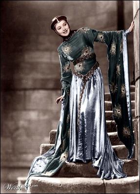 Olivia de Havilland, maravillosa lady Marian