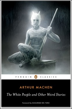 Portada de El pueblo blanco en la edición Penguin