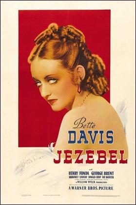 Poster original de Jezabel