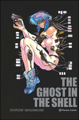 La nueva reedición de manga en Planeta como The Ghost in the Shell