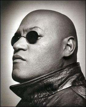 Morfeo, el Profesor-X de Matrix