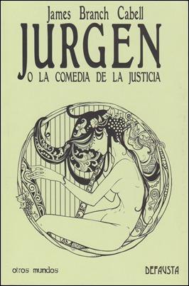 Portada de Jurgen, en edición de Defausta