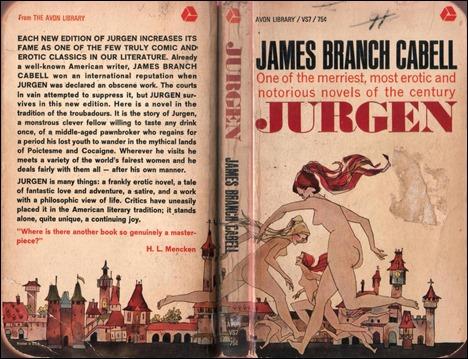 Una sugerente portada de Jurgen