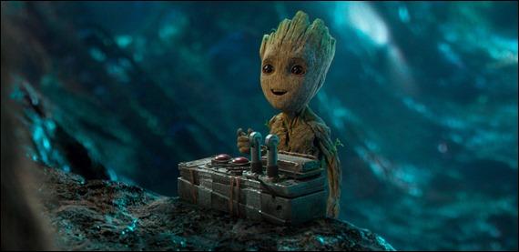Baby Groot da pie a situaciones de lo más descacharrante