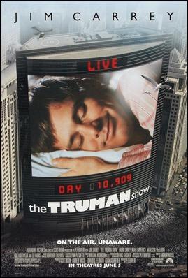 Cartel de El show de Truman