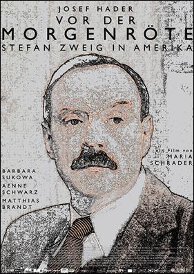 Cartel de Stefan Zweig. Adiós a Europa