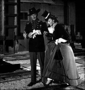 Conocerse es enamorarse. El coronel Custer y Libby en Murieron con las botas puestas