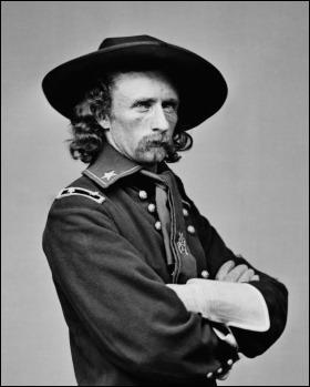 El auténtico George Armstrong Custer