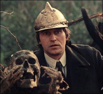 Jan Nowicki, espléndido protagonista de El sanatorio de la clepsidra