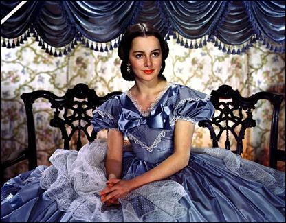 Olivia de Havilland, Melania en Lo que el viento se llevó