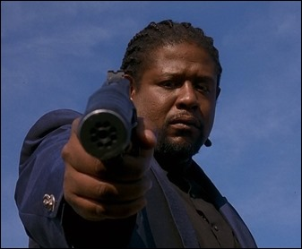 Forest Whitaker como Ghost Dog