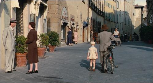 La ciudad de Arezzo es fundamental en la primera parte de La vida es bella