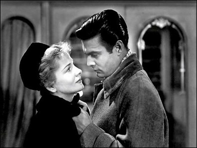 Joan Fontaine y Louis Jourdan, inolvidables en Carta de una desconocida