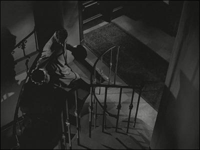 La escalera que simboliza lo efímero de las ilusiones de Lisa Berndle