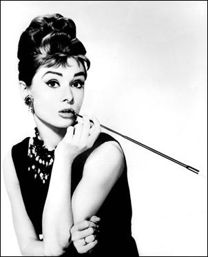 La inmortal Holly Golightly de Desayuno con diamantes