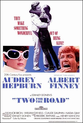 Poster original de Dos en la carretera