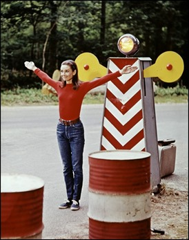 Uno de los más inolvidables momentos de la carrera de Audrey Hepburn, en Dos en la carretera