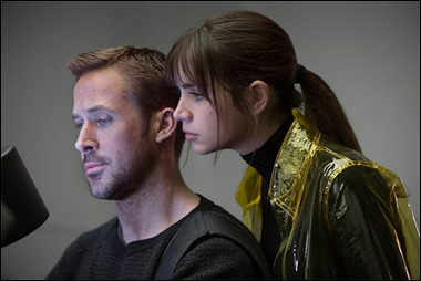K y Joi, inseparables en Blade Runner 2049