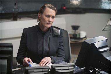 Robin Wright, la teniente Joshi de Blade Runner 2049