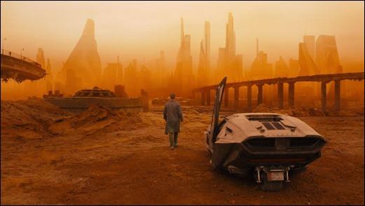 Ryan Gosling se interna en Las Vegas de 2049