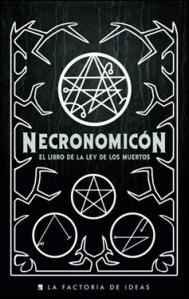 Una de las supuestas ediciones del Necronomicon