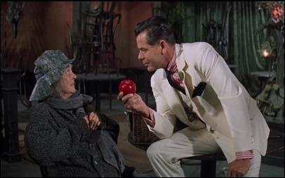 Bette Davis y Glenn Ford, en Un gangster para un milagro