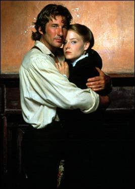 Richard Gere y Jodie Foster, la pareja protagonista de Sommersby