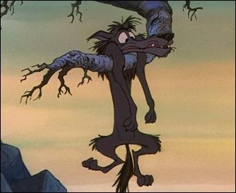 ´Como el coyote, el lobo está destinado a sufrir cuando intenta comerse a Grillo