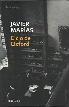 Edicion de bolsillo del Ciclo de Oxford, de Javier Marias