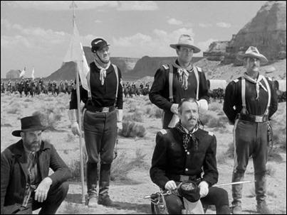 Fotograma de la película Fort Apache