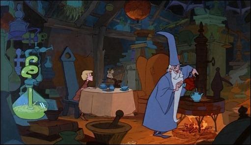 La cabaña de Merlin asombra a Grillo