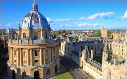 Oxford, fundamental en el Ciclo de Javier Marias al que da nombre