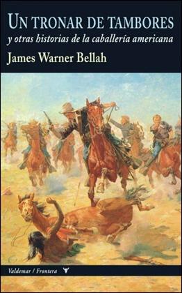 Portada de Un tronar de tambores, edición de Valdemar