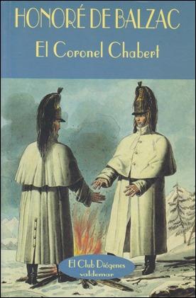 El coronel Chabert en la edicion de Valdemar