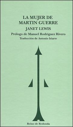 La mujer de Martin Guerre, edición de Reino de Redonda