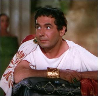 Leo Genn es Petronio en Quo Vadis