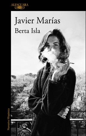 Portada de la edición de Berta Isla en Alfaguara