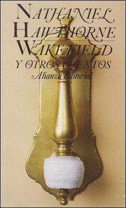 Wakefield en la edición Alianza de los cuentos de Hawthorne