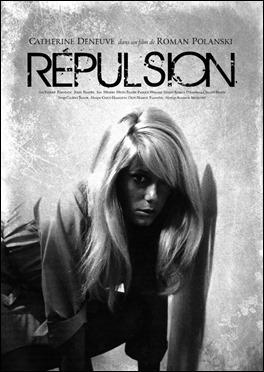 Catherine Deneuve, la perturbada Carol de Repulsion, de Polanski